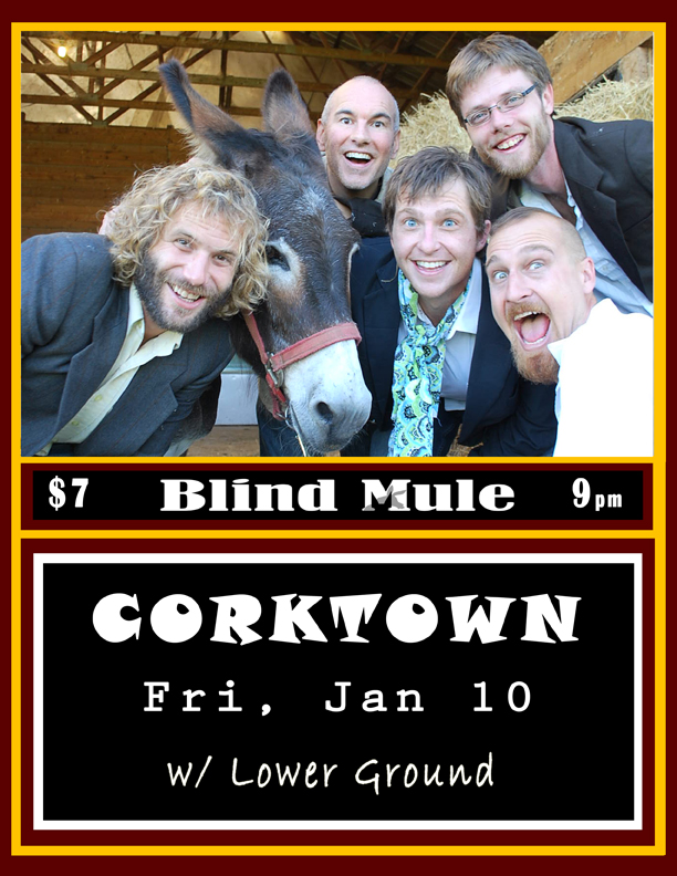 BM Corktown Poster Jan 10, 2014