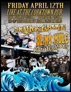 Blind Mule Corktown poster